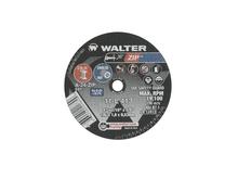 Walter Cutoff Wheel 4x1/16x3/8 TY 1 Zip™ -  11L413
