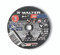 Walter Cutoff Wheel 3x1/32x3/8 TY 1 Zip™ -  11L303