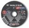 Walter Cutoff Wheel 4-1/2x3/64x7/8 TY 1 Zip™ Wheel -  11T042