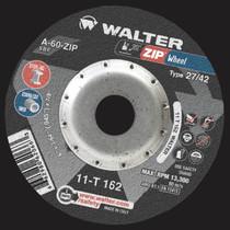 Walter Cutoff Wheel 6x3/64x7/8 TY 27 Zip™ Wheel -  11T162