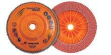 Walter Flap Disc 4-1/2x5/8-11 60 Grit  Enduro-Flex Turbo™ -  06A452