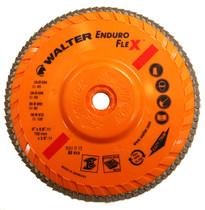 Walter Flap Disc 6x5/8-11 60 Grit Enduro-Flex™ -  06B606