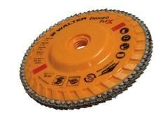 Walter Flap Disc 5x5/8-11 40 Grit Enduro-Flex™ - 06B504