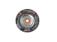 Walter Grinding Wheel 4-1/2x1/8x5/8-11 TY 27 HP Combo™ -  08B457