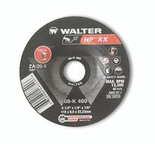 Walter Grinding Wheel 4-1/2x 1/4-x7/8 TY 27 HP XX™ -  08K460