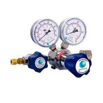 Model 3530A Series Single-Stage High-Purity Brass Regulator