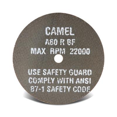 CGW Cutoff Wheel 3x1/32x3/8 TY1 A60-R-BF - 35501