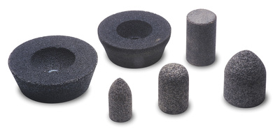 CGW Cone Rock 2x3x5/8-11 A16R Type 16 - 49021
