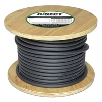 Direct Wire #1 250' Black Flex-a-Prene FP0335