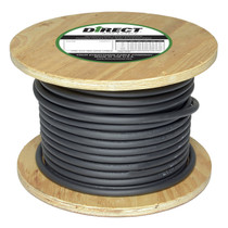 Direct Wire #1 500' Black Flex-a-Prene FP0348