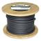 Direct Wire #1 500' Black Flex-a-Prene FP0348