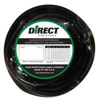 Direct Wire #2 100' Black Flex-a-Prene FP0743
