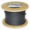 Direct Wire #2 250' Black Flex-a-Prene FP0786