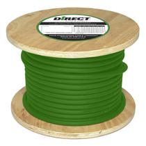 Direct Wire 1/0 250' Green Flex-a-Prene FP1739