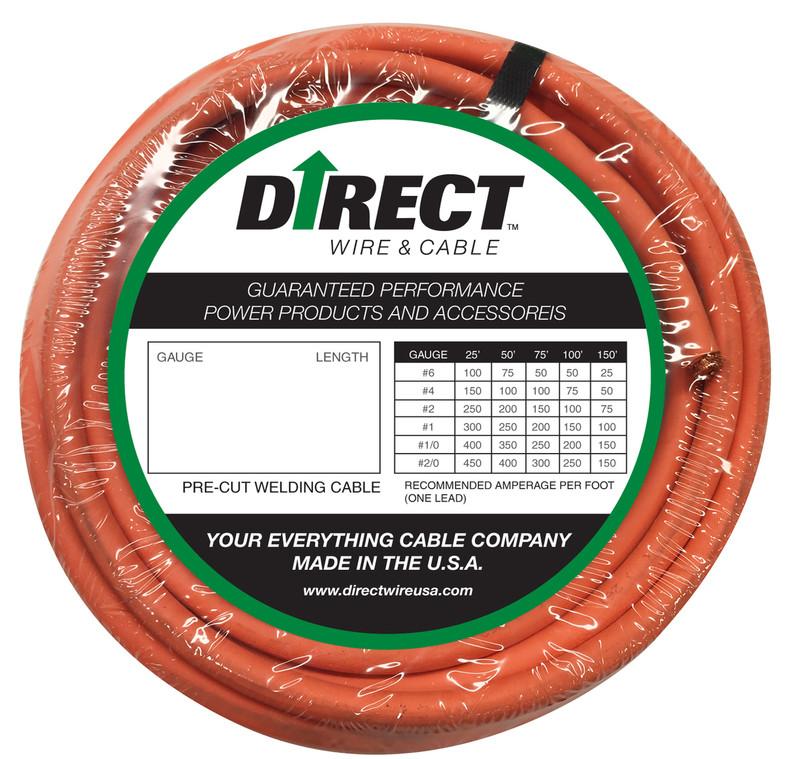 Direct Wire 2 0 100 Ultra Flex Uf0214 Matheson Online Store
