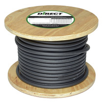 Direct Wire 2/0 250' Black Flex-a-Prene FP2340