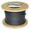 Direct Wire 2/0 250' Black Flex-a-Prene FP2340