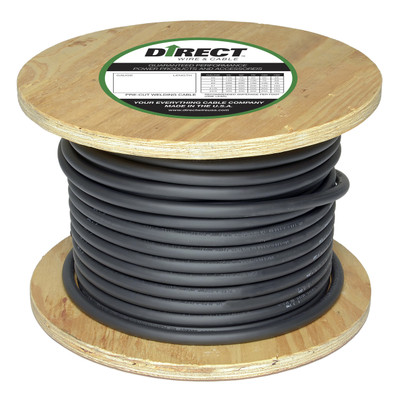 Direct Wire 6/3 250' SOOW Multi-Conductor Cable SO0043