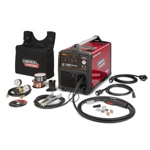 Lincoln POWER MIG® 180 Dual MIG Welder K3018-2