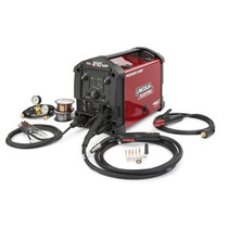 Lincoln POWER MIG® 210 MP Multi-Process Welder K3963-1