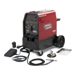 Lincoln Precision TIG® 225 TIG Welder Ready-Pak® w/Cart K2535-2