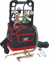 Harris Port-A-Torch 85601-200Deluxe Kit W/Cylinders 4403211