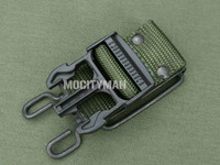 Bianchi Green Belt Clip for the M9 Bayonet - USA Made (26685)
