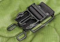 Bianchi Black Belt Clip for the M9 Bayonet - USA Made