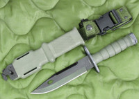 Ontario M9 Bayonet with Scabbard - 2007 Model - Genuine Military - USA Made - New in Package (14151)