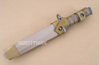 Ontario USMC OKC-3S Bayonet with Scabbard - Genuine Military Version - NEW in Sealed Bag - USA Made (18727)