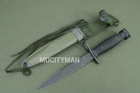 Imperial M7 Bayonet with M8A1 TWB Scabbard - Genuine Military - USA Made (22161)