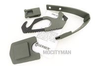 Gerber Strap Cutter - Foliage Green - New Genuine Military USA Made - FG504 22-01943 (17044)