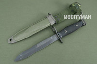 BOC M7 Bayonet with M8A1 TWB Scabbard - Genuine Military - USA Made (22181)