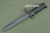 Milpar M6 Bayonet for the M14 Rifle - Genuine Military - USA Made (22191)
