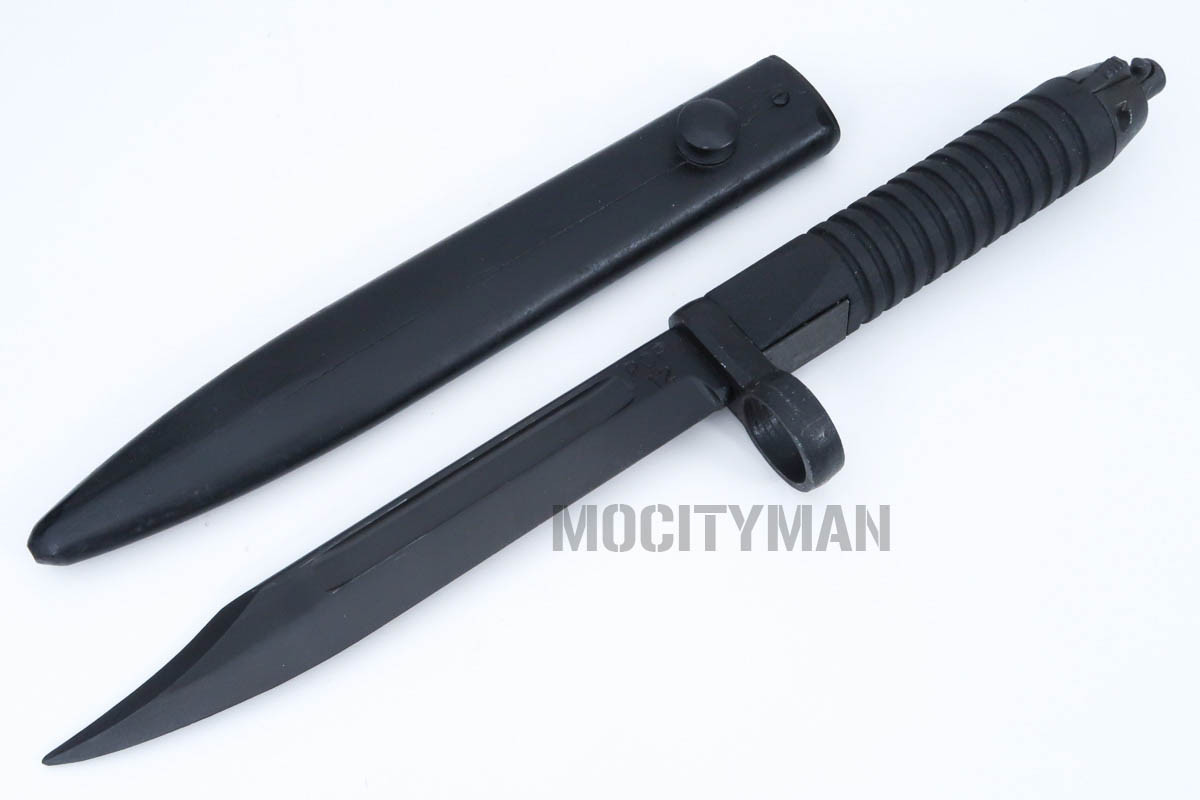 Pakistan Ordnance Factories POF Bayonet for HK G3 Rifle - Unissued 2012  Model (23080)