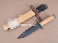 Lan-Cay M9 Bayonet with Scabbard - Commercial 2004 Model - USA Made (24161)
