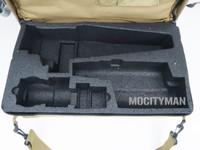 Ashbury Tactical Tripod Spotting Scope Case fits TACT-3 Tripod Leupold Mark 4 12-40mm (25205)