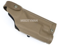 Safariland 6004SS Holster For Colt USMC MARSOC M45A1 CQCP Pistol With X200 Light - Right Hand - USA Made (25967)