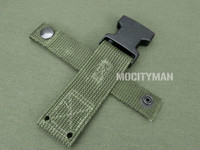 Back Strap for the Early LanCay M9 Bayonet 1992 - Green Color - Genuine - NEW - USA Made (26873)