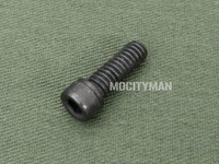 Stainless Steel Pommel Screw Black for the M9 or M11 Bayonet Knife (26860)