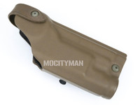 Safariland 6004SS Holster For Colt USMC MARSOC M45A1 CQCP Pistol With X200 Light - Right Hand - USA Made (26940)