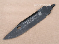 Ontario Army Commemorative M-9 Bayonet Unsharpened Blade - USA Made (27478)