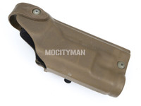 Safariland 6004SS Holster For Colt USMC MARSOC M45A1 CQCP Pistol With X200 Light - Right Hand - USA Made (27566)