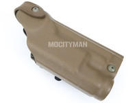 Safariland 6004SS Holster For Colt USMC MARSOC M45A1 CQCP Pistol With X200 Light - Right Hand - USA Made (28010)