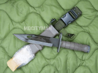 Lan-Cay M9 Bayonet with Scabbard - Unissued Late Model 2003 - Genuine Military - USA Made (28167)