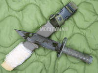 Lan-Cay M9 Bayonet with Scabbard - Unissued 1999 Model  - Genuine Military - USA Made (28178)