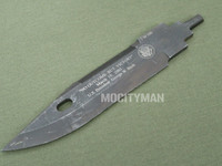 Ontario Army Commemorative M-9 Bayonet Unsharpened Blade - USA Made (28426)