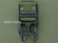 Bianchi Green Belt Clip for the M9 Bayonet - USA Made (28405)