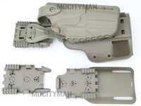 Genuine Safariland Army Holster Kit AMTH-KIT2-450-551 For Sig P320 M17 M18 Pistol - Right Hand -  USA Made (28731)