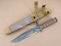 Ontario USMC OKC-3S Bayonet with Scabbard - Genuine Military - USA Made (28948)